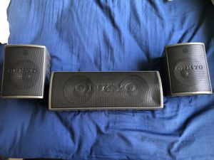 ONKYO SKC-20 & SKS-10 CENTER AND SATELLITE SPEAKERS - TESTED - SOUND GREAT for Sale in Coral Springs, FL