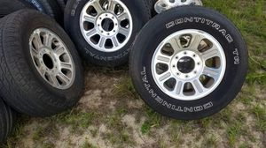 Ford F 250 F 350 HD 18 Rims Wheels for Sale in Babson Park, FL