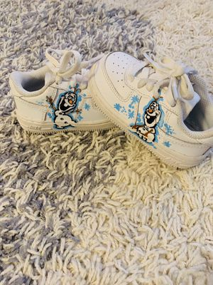 Customs Olaf air forces 6c for Sale in St. Clair Shores, MI