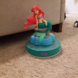 Little Mermaid Piggy Bank for Sale in Salinas, CA