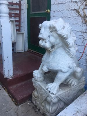 Marble Foo Dogs for Sale in Las Vegas, NV