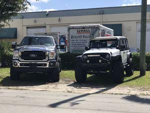 Truck lift kit suspension parts for Sale in Miami, FL