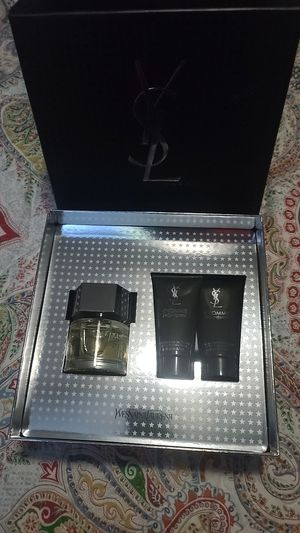 Yves Saint Laurent men fragance for Sale in Bell Gardens, CA