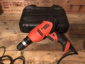 Black and Decker corded power drill for Sale in Lorton, VA