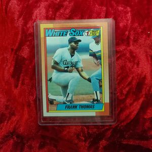 ☆ Frank Thomas Rookie Card ☆ for Sale in Columbus, OH