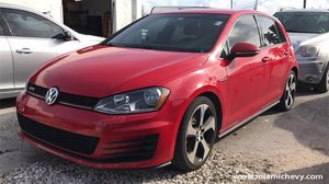 2015 Volkswagen Golf GTI for Sale in Miami Shores, FL