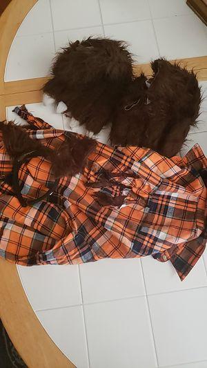 Handmade werewolf costume for Sale in Murrieta, CA