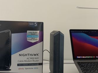 Netgear Nighthawk AC1900 c7000v2 Warranty for Sale in Pasadena,  CA