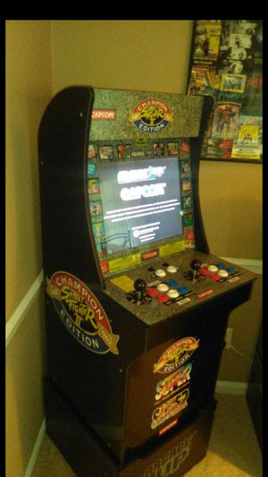 New Street Fighter Arcade Game for Sale in Raleigh, NC