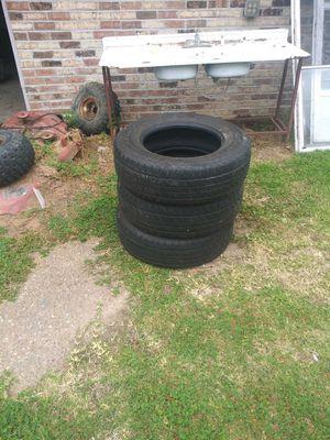Good Used Tires Make Offer for Sale in Washington, LA