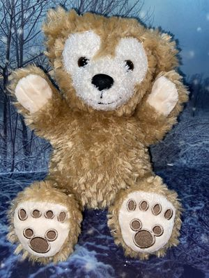 "Disney Parks Duffy the Disney bear 11"" plush toy for Sale in Bellflower, CA"
