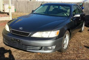 2001 LEXUS ES300 BEAUTIFUL CAR VERY CLEAN IN AND OUT GOOD MILAGE NEW HEAD GASKET, SPARK PLUGS AND COILS. 4 NEW TIRES for Sale in South Attleboro, MA
