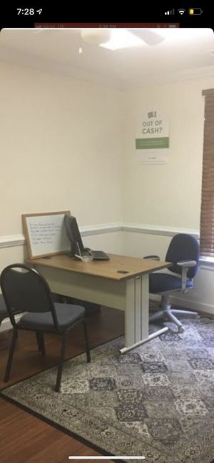Office furniture for sale. Must go immediately! for Sale in Powhatan, VA