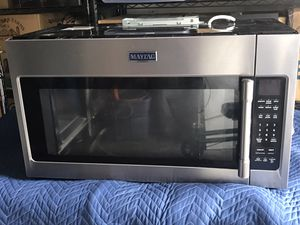 Maytag microwave - over the range for Sale in Edmonds, WA