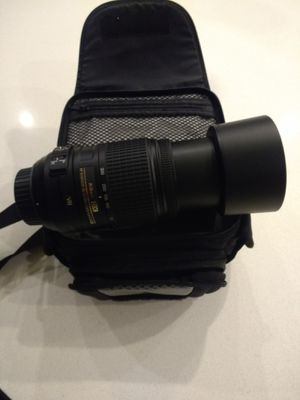Nikon lense for Sale in Everett, WA