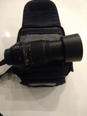 Nikon lense for Sale in Everett, WA