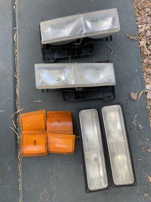 97 Chevy Lights Front & back full set for Sale in Mesa, AZ