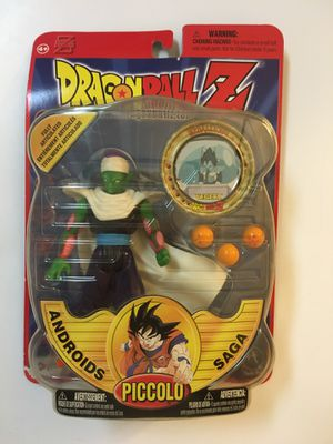 2000 Irwin Toys Dragonball Z Androids Saga Piccolo Deluxe Action Figure NEW IN PACKAGE for Sale in Bay Lake, FL