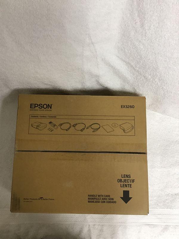 Epson EX3260 Projector