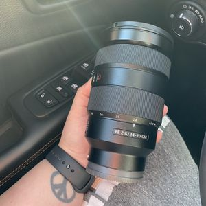 Sony GMaster 24-70mm Lens for Sale in Portland, OR