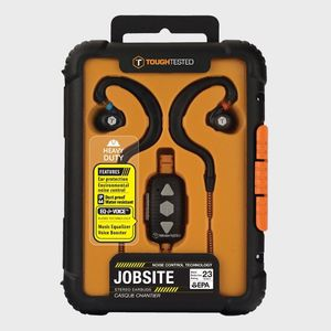 Jobsite: Heavy Duty Over-the-ear Noise Control Earbuds with Mic for Sale in Tacoma, WA