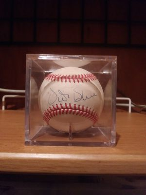 Autographed Baseball for Sale in Bothell, WA