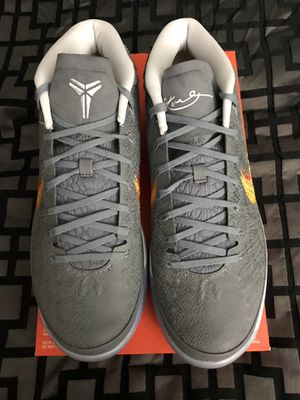 """5c463caecc4a Nike Kobe AD """"Grey Snakeskin"""" Size 12 Brand New DS! for Sale in"""