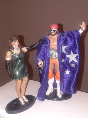 Wwe Action Figures for Sale in Houston, TX