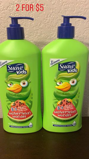 Suave kids set for Sale in Lancaster, CA