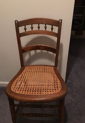 Antique chair for Sale in Fairfax, VA
