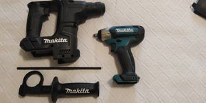 Makita power tools for sale for Sale in Abilene, TX