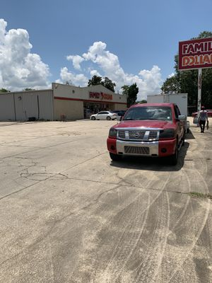 2007 Nissan Titan work truck for Sale in Gretna, LA