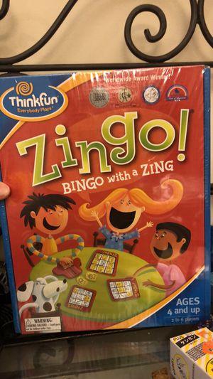 ZINGO for Sale in Leesburg, VA