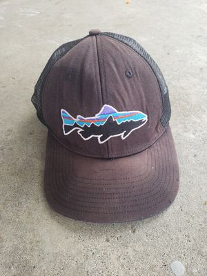 2 patagonia snap back hats for Sale in San Mateo, CA