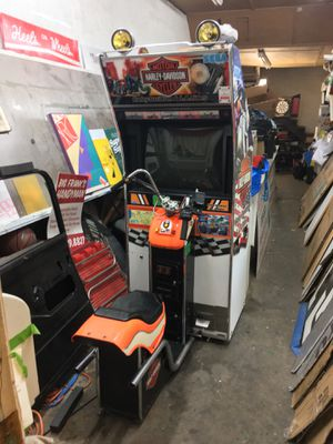 Harley Davidson SEGA Arcade for Sale in Philadelphia, PA