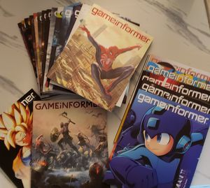 +20 Gameinformer Magazines for Sale in Las Vegas, NV