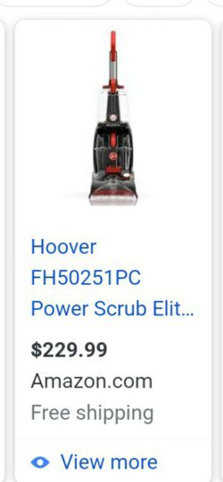 Steam cleaner for Sale in Colton,  CA