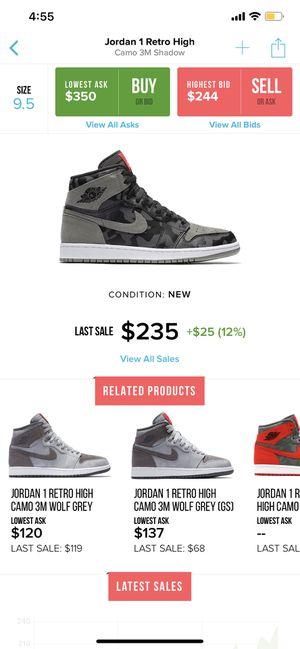 Jordan 1 retro high for Sale in New York, NY