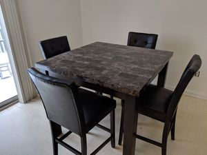 Counter Height Dining Set *BRAND NEW* for Sale in Spencerville, MD