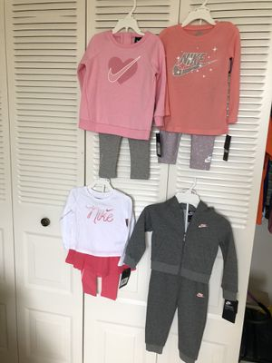 Nike 4 sets 2T for Sale in Hollywood, FL