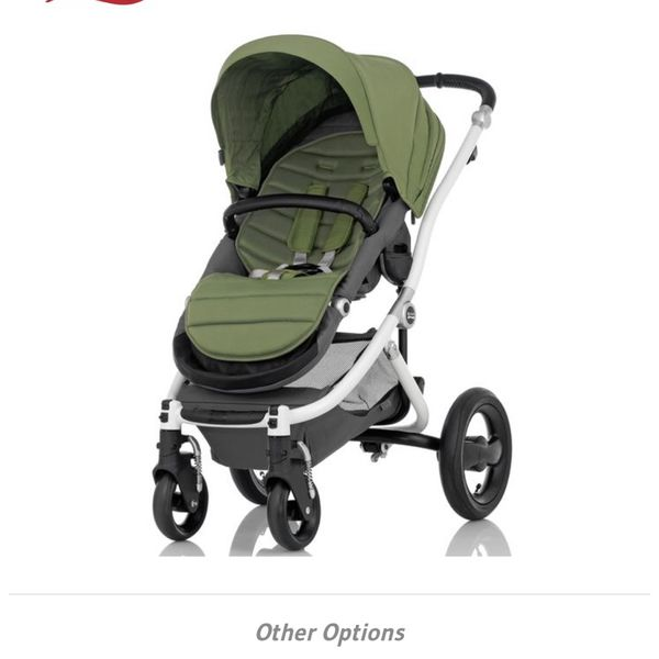 Great Condition Britax Affinity Stroller