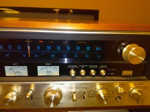 Sansui 9090 Vintage Stereo Receiver for Sale in Kennesaw, GA