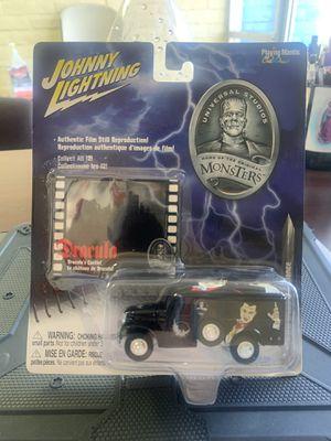 Johnny Lightning WW11 WC54 Ambulance Dracula Universal Studios Montsers for Sale in Fresno, CA