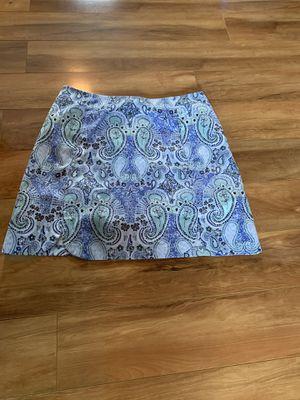 Paisley Tennis Skirt for Sale in Grosse Pointe Park, MI
