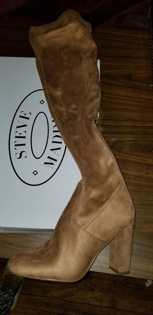 Steve Madden thigh high boots for Sale in St. Louis, MO