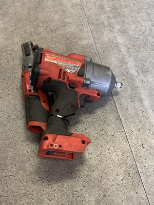 Milwaukee drill with wrench for Sale in Chicago, IL