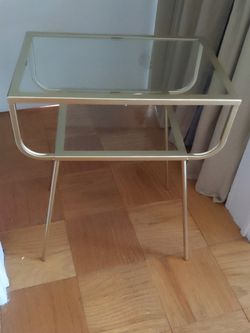 Glass Nightstand for Sale in Takoma Park,  MD