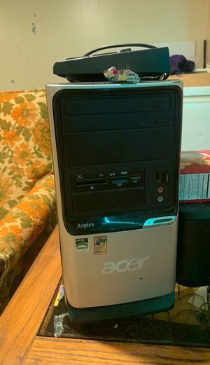 Old ass pc and keyboard for Sale in Folcroft, PA