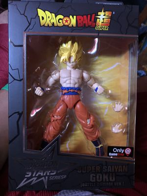 Dragon BALL Z/SUPER BATTLE DAMAGE GOKU EXCLUSIVE NEW for Sale in Los Angeles, CA