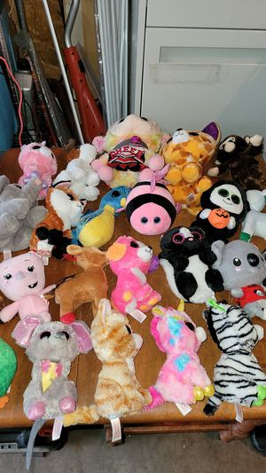23 ty beanie babies all for $20 for Sale in Kent, WA